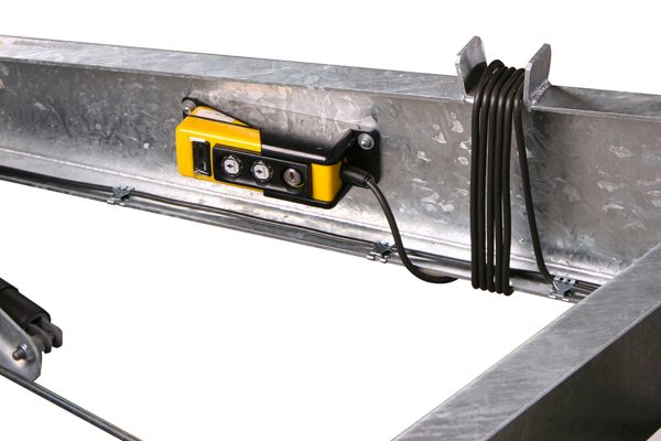 Tipper Trailer 3517 TB (11×6 ft)