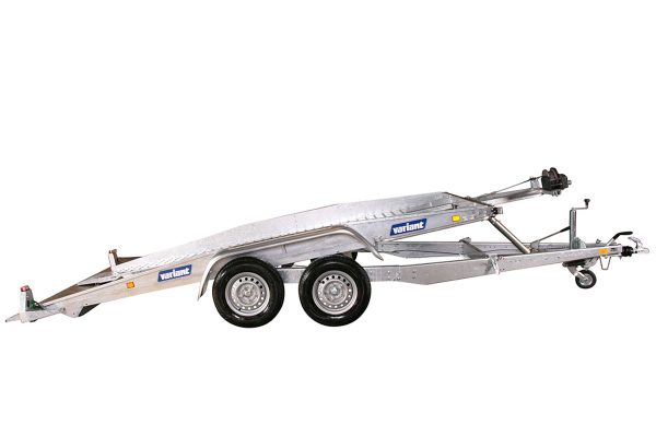 Car Trailer 2704 A4 (14×7 ft)
