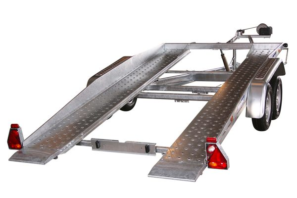 Car Trailer 2704 A4 (14×7 ft)