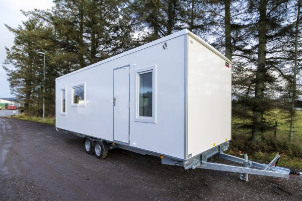 scanvogn accommodation trailer model a