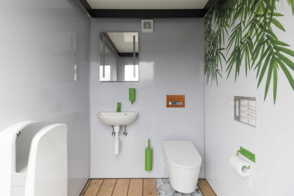 Scanvogn – Special Trailers – Artistic Toilet Trailer