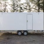 Accommodation Trailer 730 Model A – Bunk Beds (7.3 x 2.48 x 2.9 m)