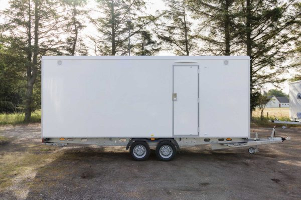 Scanvogn – Staff Trailer 570 (5.7 x 2.28 x 2.9 m)