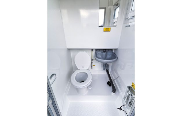 flex-toilet scanvogn portable toilet