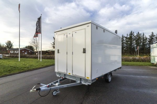 Scanvogn – Office Trailer 420 (4.2 x 2.28 x 2.9 m)