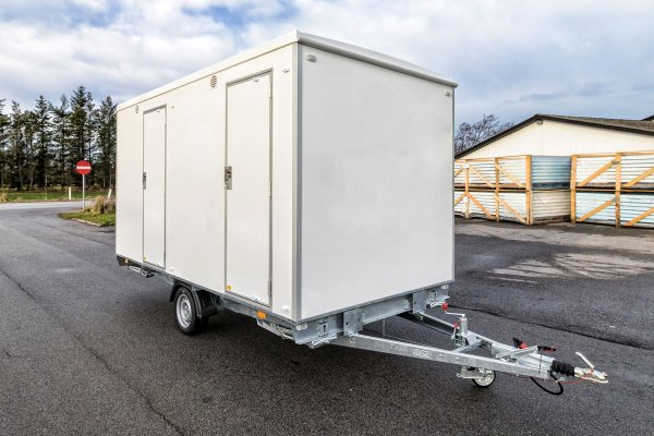 Scanvogn – Shower & Toilet Trailer 420 (4.2 x 2.28 x 2.7m)