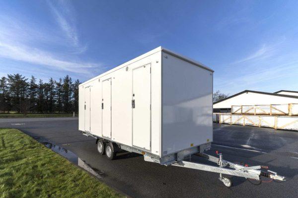 Scanvogn – Shower & Toilet Trailer 570 (5.7 x 2.28 x 2.9m)