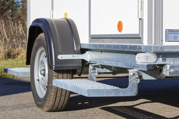 Scanvogn – Shower & Toilet Trailer 240 (2.4 x 1.85 x 2.7m)