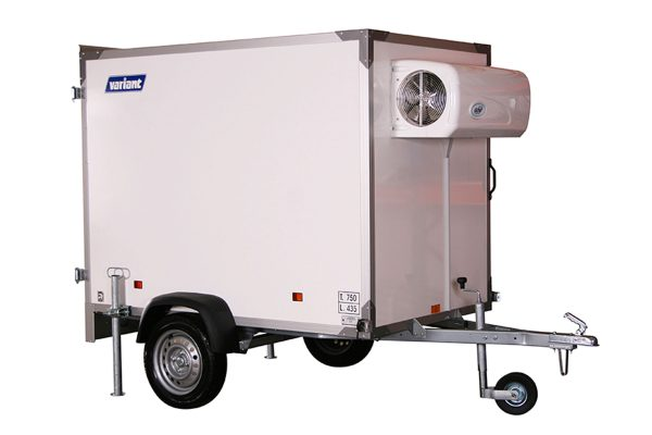 Refrigerated Trailer 752 DK2 (7×5 ft)
