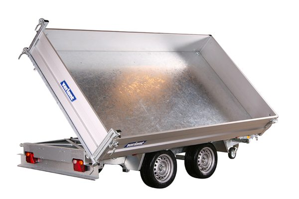 Tipper Trailer 3017 TB (11×6 ft)