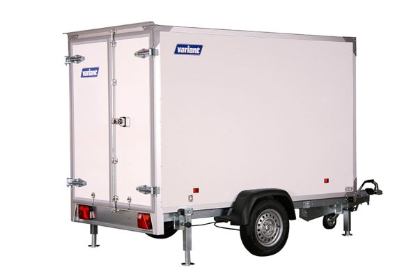 Freezer Trailer 1315 F2 (9×6 ft)
