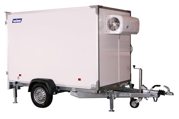 Refrigerated Trailer 1315 K2 (9×6 ft)