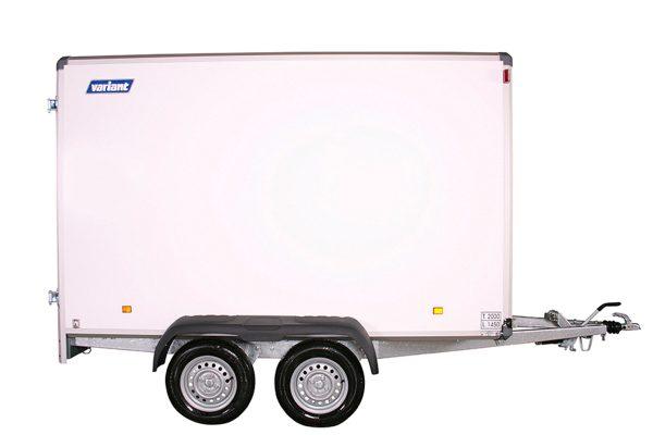 Cargo Trailer 2005 C3 (10×5.5 ft)