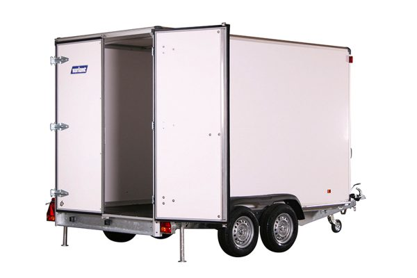 Cargo Trailer 2705 CVB42 (14×8 ft)