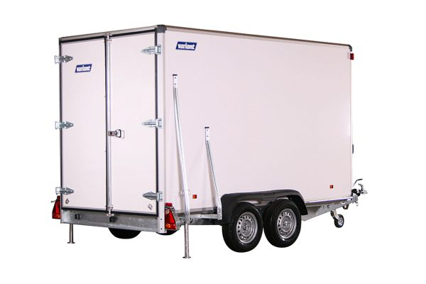 Cargo Trailer 2705 CVB35 (11×8 ft)