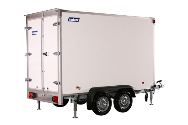 Freezer Trailer 2017 F3 (10×7 ft)