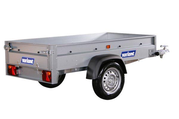 Variant box trailer a2b trailers