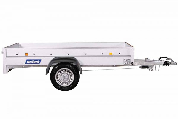 Small Box Trailer 1013 S2 (8×4 ft)