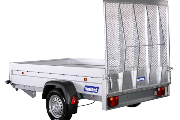 Combi Trailer 1304 F1 MR (8×5 ft)