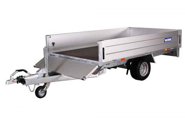 Pro-Line Box Trailer 13P215 (9×5 ft)