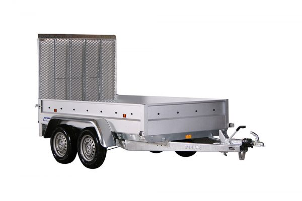 Combi Trailer 2004 F2 MR (9×6 ft)