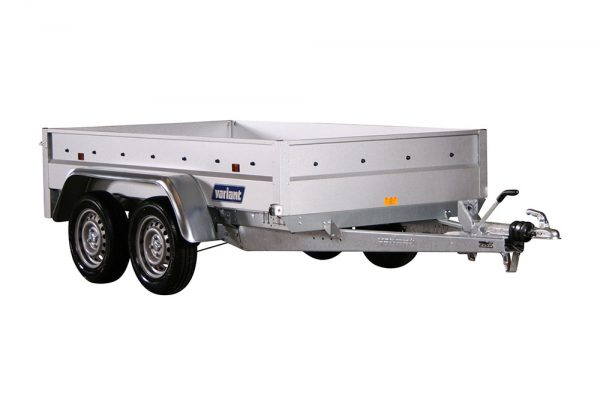 Small Box Trailer 2004 F2 (9×6 ft)