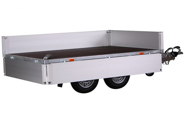 Pro-Line Box Trailer 2018 P2 (8×6 ft)