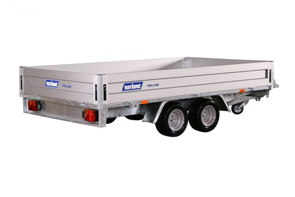 Pro-Line Box Trailer 3018 P3 (10×6 ft)