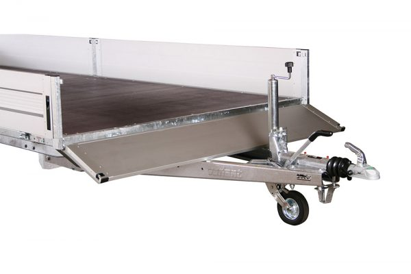 Pro-Line Box Trailer 3525 P6 (20×8 ft)