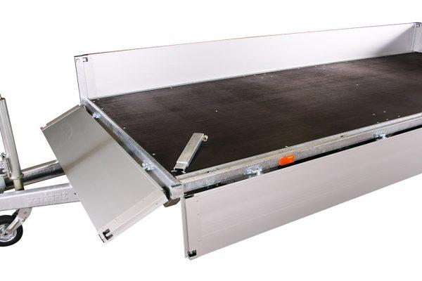 Pro-Line Box Trailer 3018 P4 (13.8×5.9 ft)
