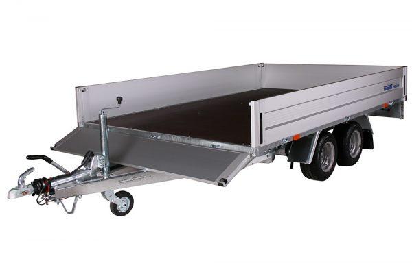 Pro-Line Box Trailer 3021 P3 (10×7 ft)