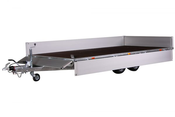 Pro-Line Box Trailer 3021 P4 (14×7 ft)