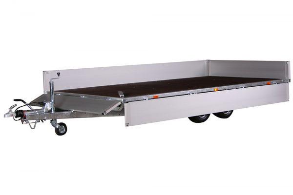 Pro-Line Box Trailer 3021 P4 (14×7 ft)