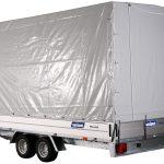 Cargo Trailer 1315 HT (8×5 ft)