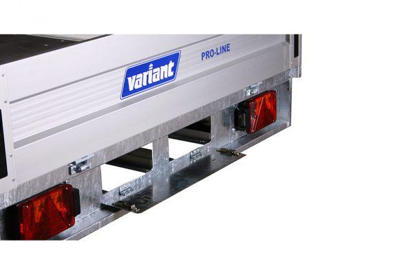 Pro-Line Box Trailer 3521 P3 (10×7 ft)