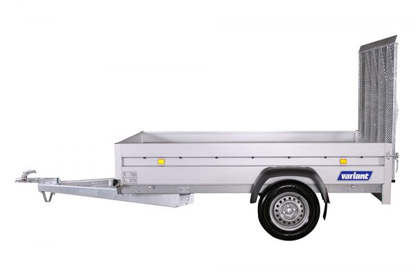 Combi Trailer 754 F1 MR (9×5 ft)
