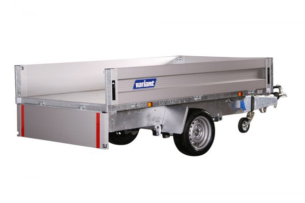 Tipper Trailer 1315 T2 (8×5 ft)