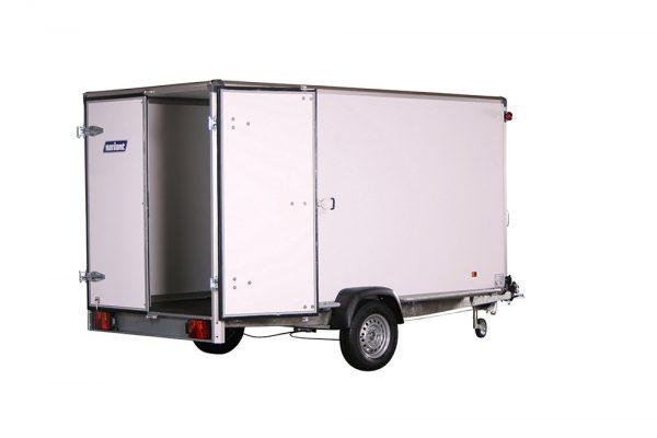 Cargo Trailer 1317 C4 (11×7 ft)