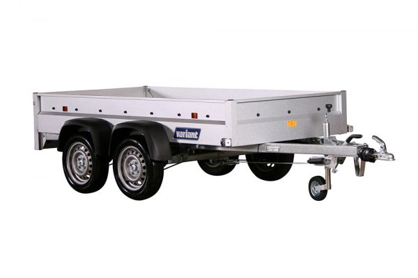 Small Box Trailer 1413 S2 (9×6 ft)