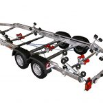 Super Roller Boat Trailer 1801 BB (up to 23 ft)