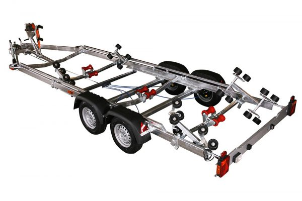 Super Roller Boat Trailer 2701 BB (up to 24 ft)
