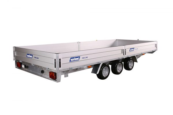 Pro-Line Box Trailer 3321 P5 (17×7 ft)