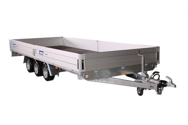 Pro-Line Box Trailer 3321 P5 (17×7 ft)
