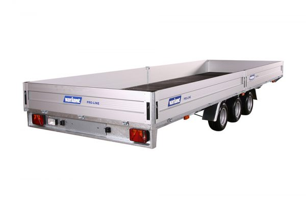 Pro-Line Box Trailer 3321 P6 (20×7 ft)