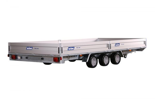 Pro-Line Box Trailer 3325 P5 (17×8 ft)