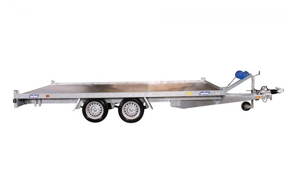 FlatBed Trailer 3021 L4 (14×7 ft)