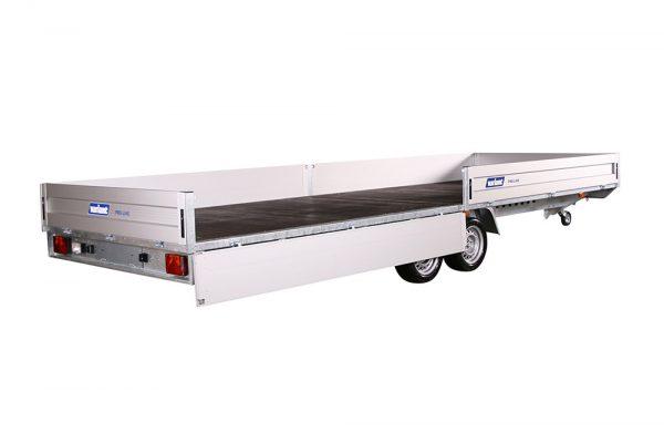 Pro-Line Box Trailer 3521 P6 (20×7 ft)