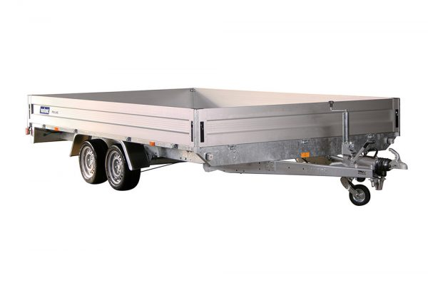 Pro-Line Box Trailer 3525 P4 (14×8 ft)