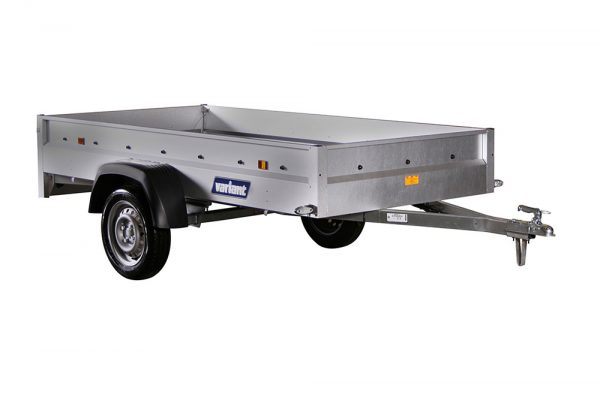 Small Box Trailer 713 S3 (8×4 ft)