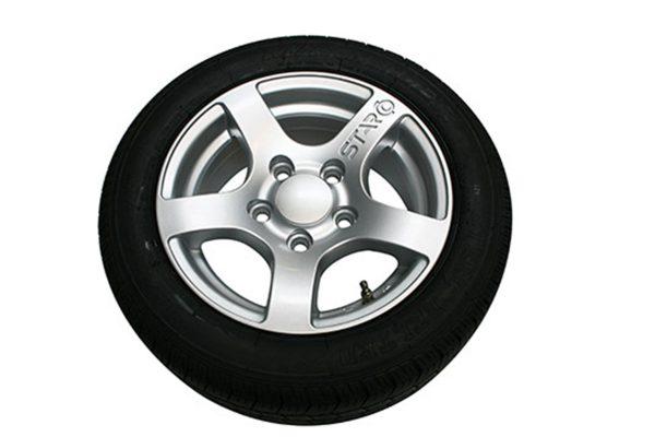 Complete Wheel 195/55 R10 C